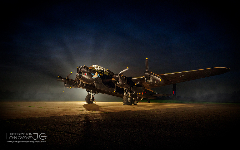 Aircraft Photography Avro Lancaster Just Jane