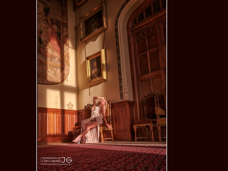 fashion photography in a stately home | West Yorkshire fashion photographer