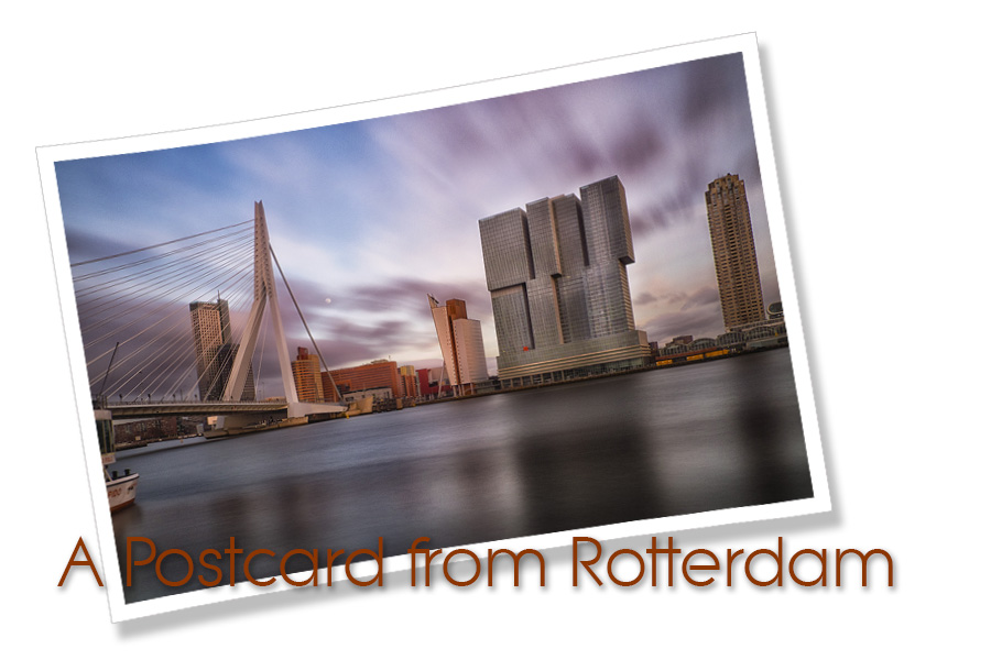 Street photography Rotterdam