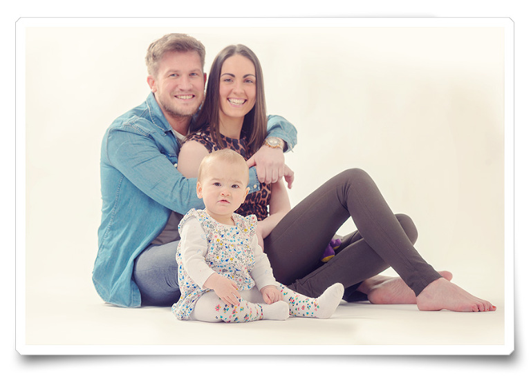 Family portrait photographer Wakefield | baby photographer