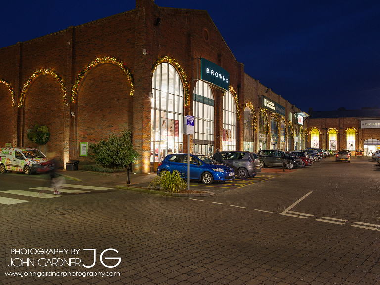commercial photography Gainsborough