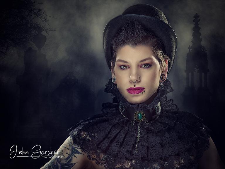 alt model portfolio shoot