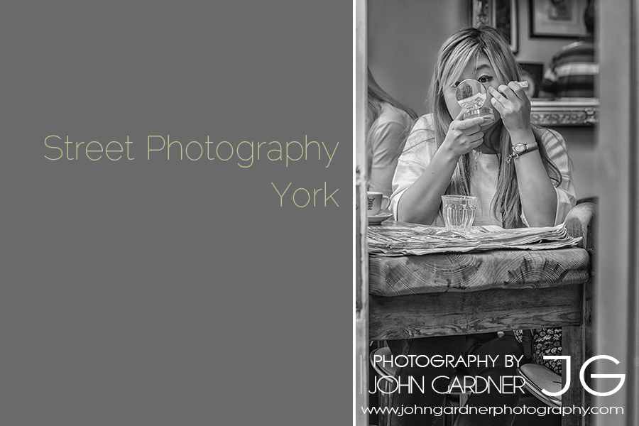 street photography in York