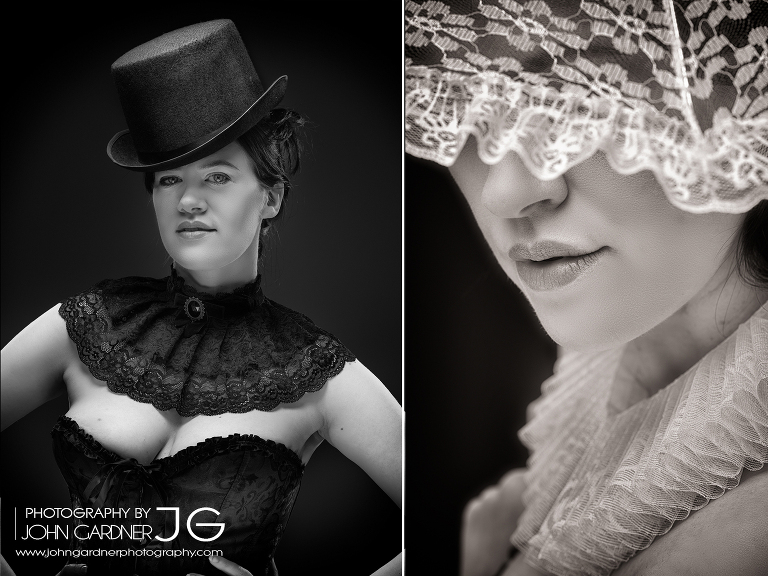 corsets and collars photography workshop