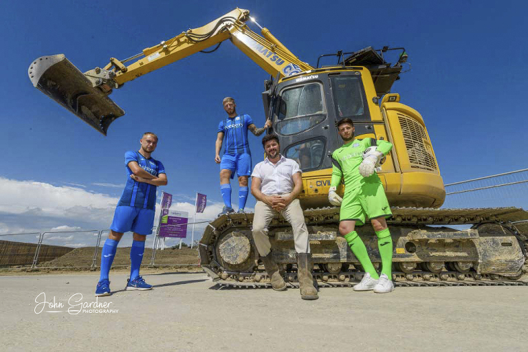 commercial photographer Wakefield, Yorkshire commercial photographer, press photographer Wakefield, Howden FC