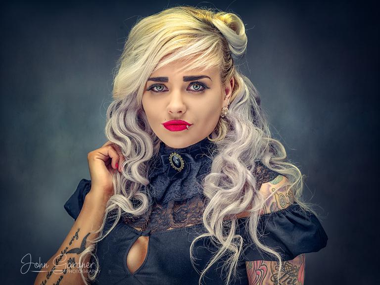 award winning portrait photographer based in Yorkshire