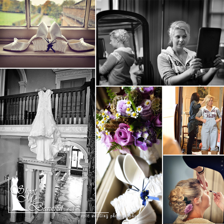 Wedding photographer Crowcomb Court